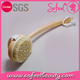 Sofeel Wholesale Wooden Handle Bath Shower Back Scrubber