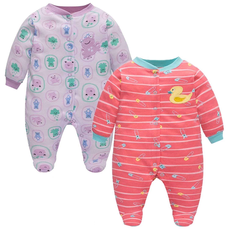 Get Quotations · Baby Cotton Sleepsuit fdbea6791
