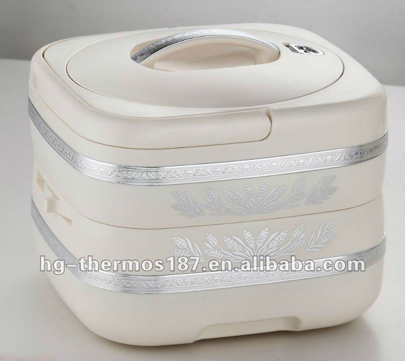 High Quality Tiffin Lunch Box With Stainless Steel Liner - Buy Multi ... 24aba9f9d186