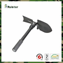 Stainless Steel Multi-function Military Camping Shovels