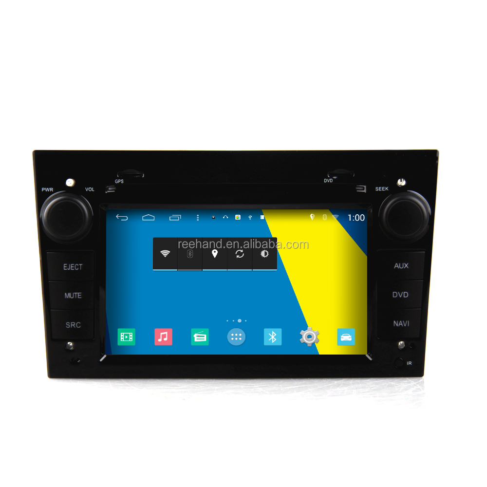A9 Chipset ANDROID Car DVD For Opel Corsa 2008 - 2013 With Canbus 3G WiFi GPS Radio Bluetooth Free Map