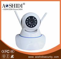 Factory Direct P2P IP cameras wifi wireless cctv cameras free cms software