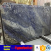 Amazing blue granite Azul Bahia granite