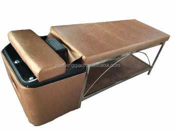 2016 Hot Sales Hair Salon shampoo bed/shampoo chair
