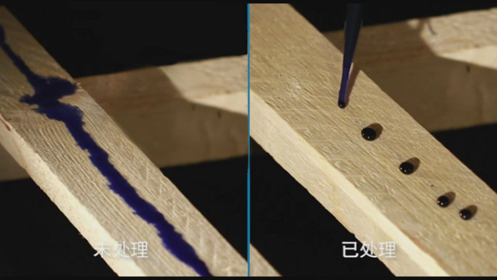 Jy-808 Nano Coating For Wood With Super Hydrophobic Effect - Buy Waterproof  Nano Coating,Nano Hydrophobic Coating,Hydrophobic Coating For Porous