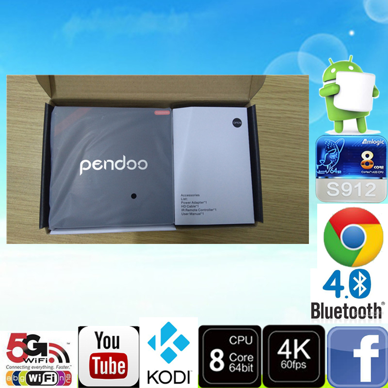 Pendoo Minimx Pro S912 2G 16G android <strong>set</strong> top <strong>box</strong> firmware update s905x x96 <strong>tv</strong> China Factory Android 6.0 <strong>TV</strong> <strong>Box</strong>