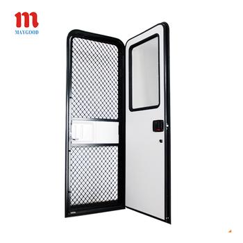 Mg09rd 6201800mm Rv Entry Door Aluminum Doorcamper Door Buy Rv