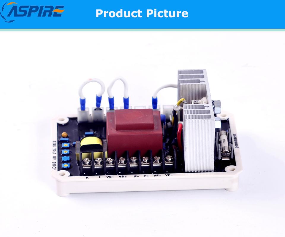 Ea15a Avr Universal Voltage Regulator Avr Card Generator