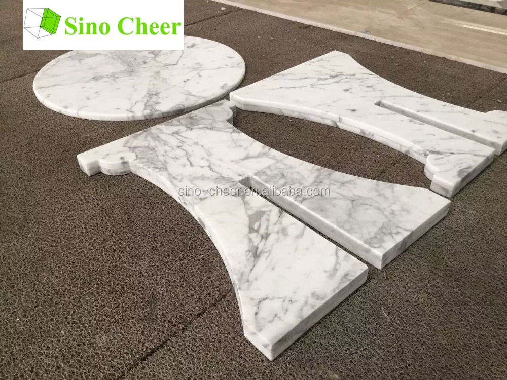 Bianco Carrara White marble tiles/slab/table top /natural marble kitchen counter top