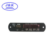 JK-P5001 Bluetooth usb tf fm MP5 video mô-đun