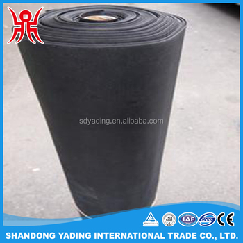 Astm1.0mm/1.2mm/1.5mm Epdm Roof Waterproof Membrane/sheet ...