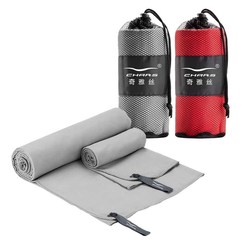 Serviette en Microfibre à rayures de plage imprimée en Microfibre de sport Sexy sans sable absorbant à séchage rapide et personnalisé