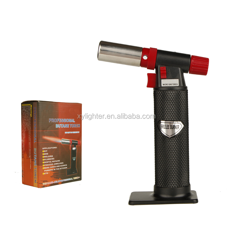 XY840875 flame butane cigarette Jet torch lighter