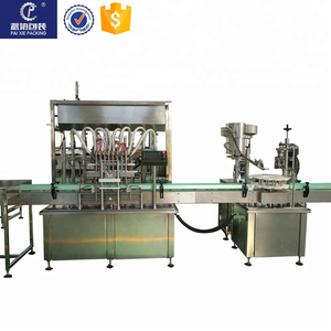 CE Standard Full Automatic Tomato Paste Tin Can Filling Sealing Machine ,From Shanghai manufacturer