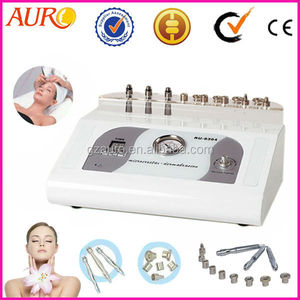 AU-8304 Hot Sale Skin Diamond Tips Peel Microdermabrasion