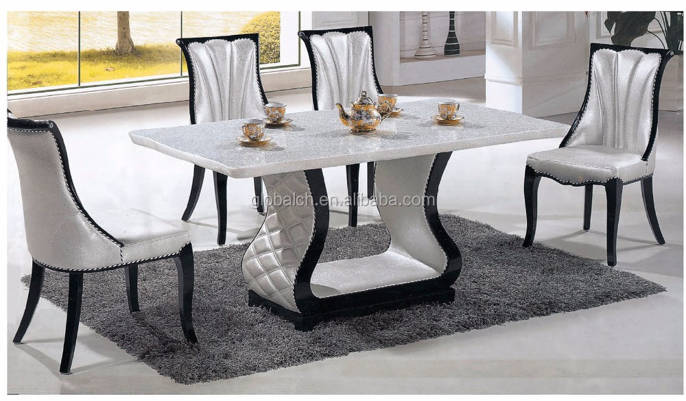 Dubai Marble Dining Table Wholesale Suppliers