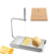 wholesale cheese wire slicer  Stainless steel cheese cube cutter