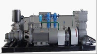 Souair Middle Pressure(30-40bar) Screw Booster Air Compressor Combined 10m3/min---50m3/min