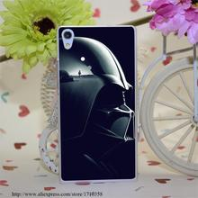 star wars Child in the brain Style Hard Clear Cover Transparent Case for Huawei Ascend P6 P7 P8 P8 lite