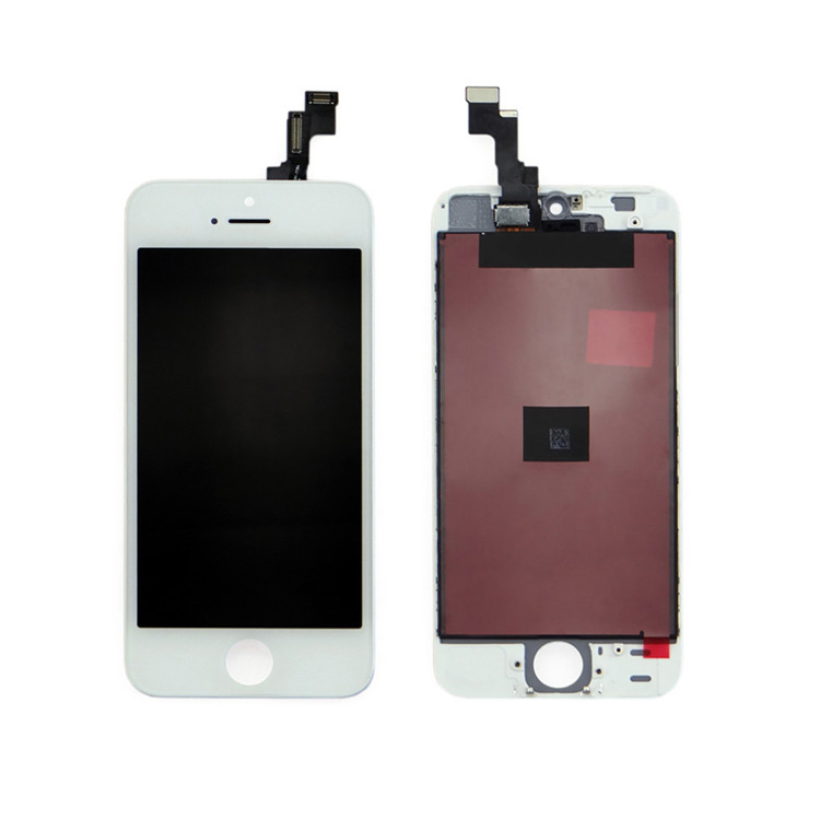 "Original for apple iphone 5s complete lcd display, for iphone 5s"" china front lcd"