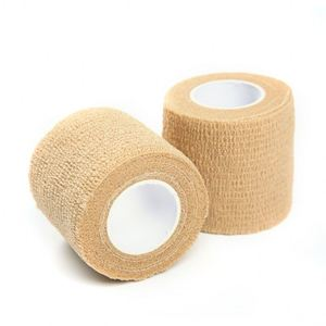 Medical paper Tape Fixation and surgical products self cutting transfer paper Plaster Non-woven Sticking Tape