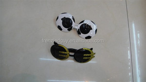 new party football party novelty glasses