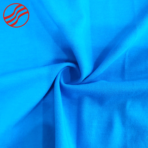 Wholesale Cotton Modal Spandex Price Elastane Fabric T-shirts Knit Fabric for Bikini