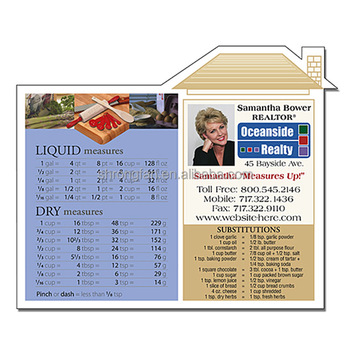 real estate advertising magnet house shaped magnetic calendar buy