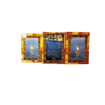 WJPC-Customized Rider Tarot Cards, Custom Oracle Cards For Reading PK-1011