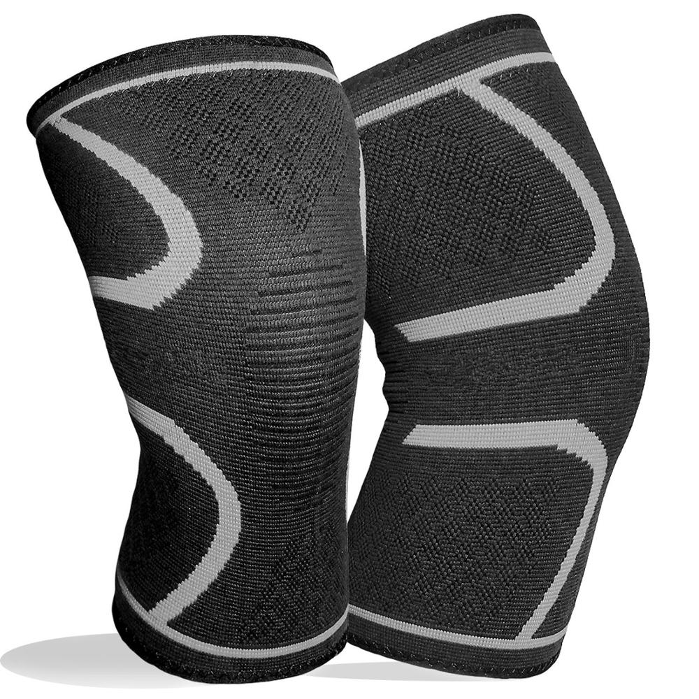 Compression Knee Sleeve And Knee Brace Support, Optional standard as pic or customized