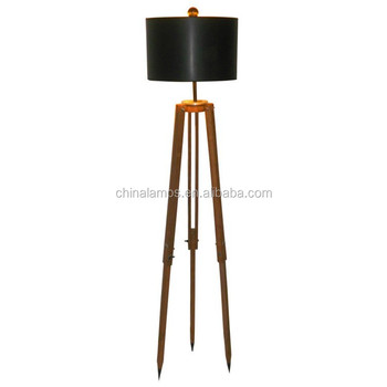 Hot Sell In Alibaba New Modern Tall Marine Tripod Floor Lamp With ...