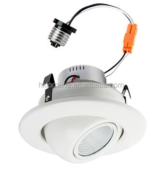 Can Light Conversion Kit >> Retrofit Led Can Lights For 4 Fixtures 80 Watt Equivalent Led Eyeball Can Light Conversion Kit Dimmable 750 Lumens Buy Led Down Light Led