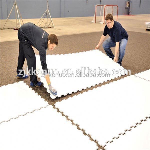 Hdpe hockey ijsbaan vloer schaatsen kunststof planken rolschaatsen grond en barri re kunststof - Vloer roller ...