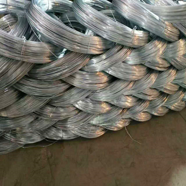 China galvanized steel wire price size 3 gauge~36 gauge