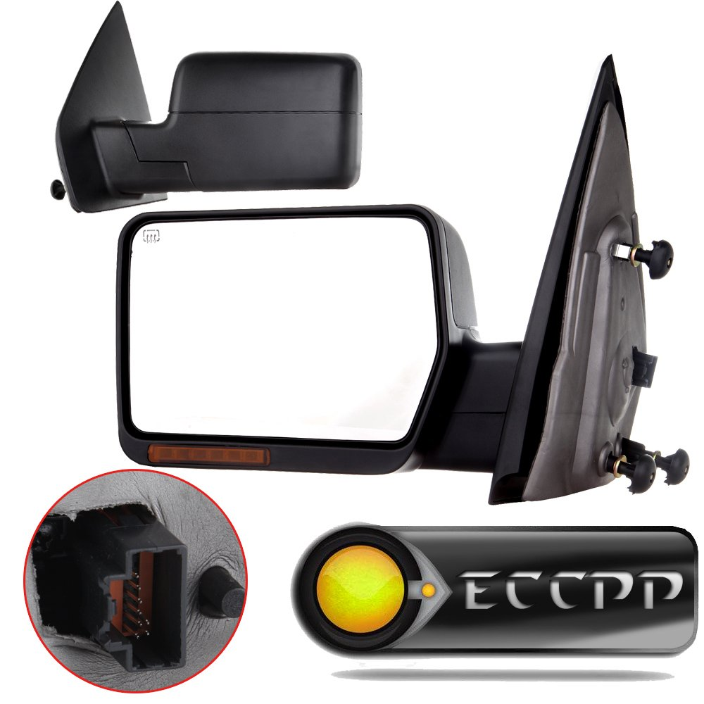 Get Quotations  C B Eccpp For   Ford F  Truck Pair Set Power Heated Signal Lighting