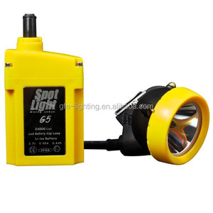 ATEX approved Lantern Mining Lamps helmet Headlamp