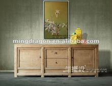 Chinese Antique Furniture, Shanxi natural recyclable wood TV Cabinet