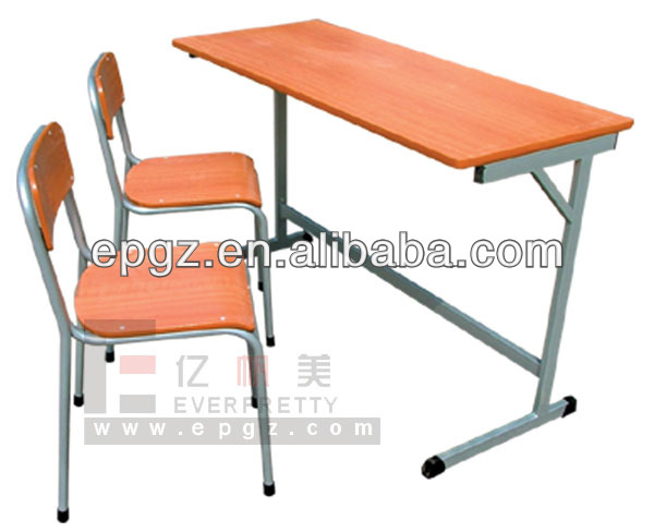 School Table Bench Design,Schoool Table Top,School Study Desk Sets ...