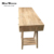 french farm house solid wood office writing desk
