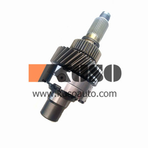 tractor truck differential with DIFF gears and input shafts spare parts for HINO 700