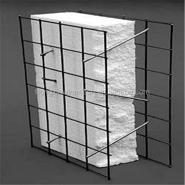 galvanized 3D Wire mesh panels factory