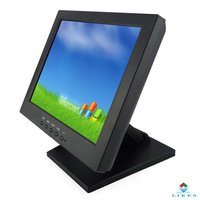 "Touch screen pos systems 17"" 19 inch lcd touch monitor widely used"
