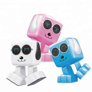 New remote control wifi ai dancing intelligent robot for kids