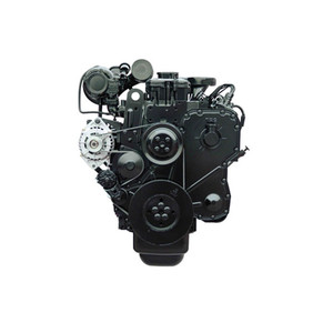Turbo Charged Cooling Cummins L Series 6LTAA8.9-C300 diesel engine