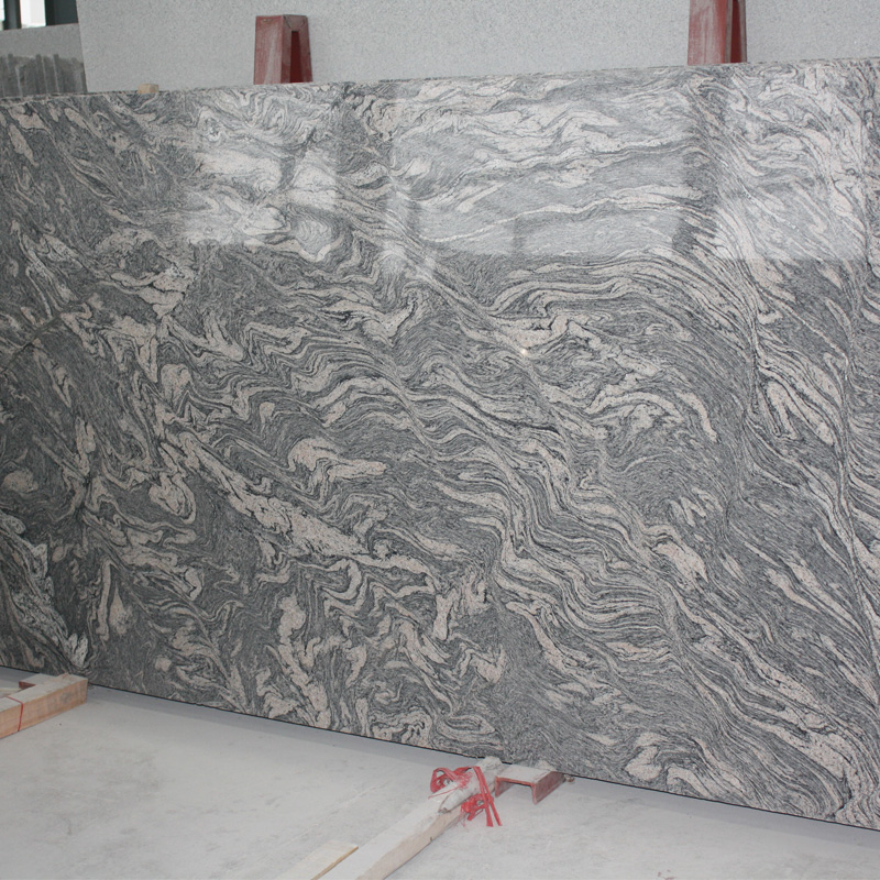 Cheap Polished Natural Stone Standard Granite Slab Size