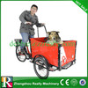 cargo tricycle bicycle with cargo box cargo bike
