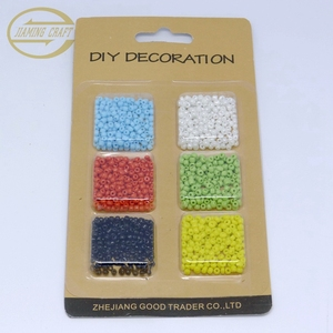 Crystal Beads Glass Beads Wholesale for DIY