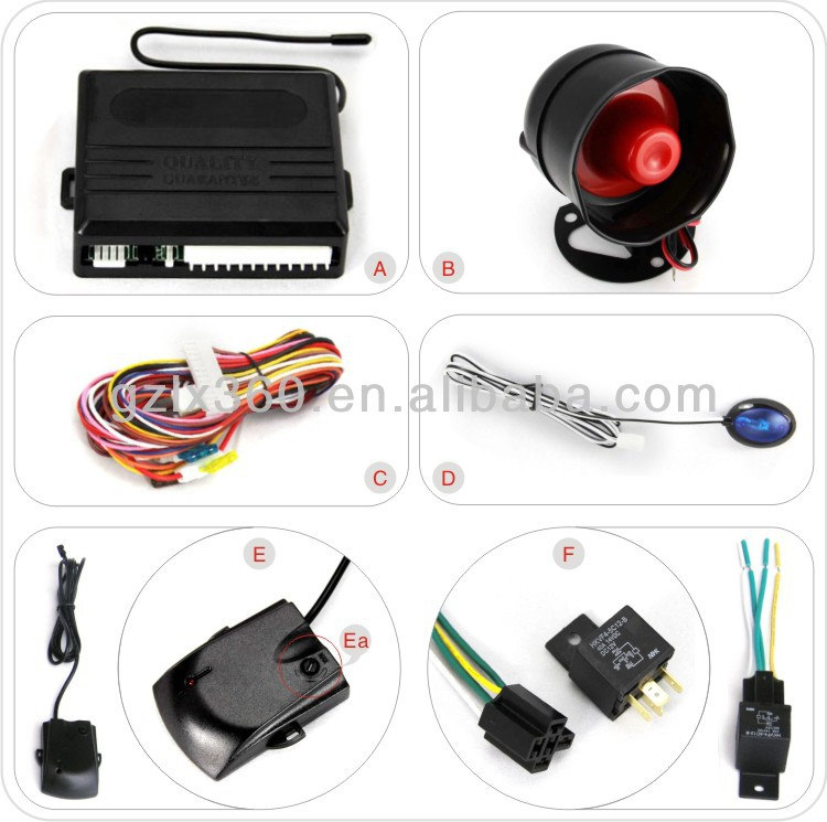 car alarm remote universal car key duplicator wholesale car accessories in China Guangzhou