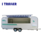 Chinese Mobile Food Catering Trucks Kitchen Trailer