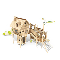 Log Cabin Children Outdoor Playsets